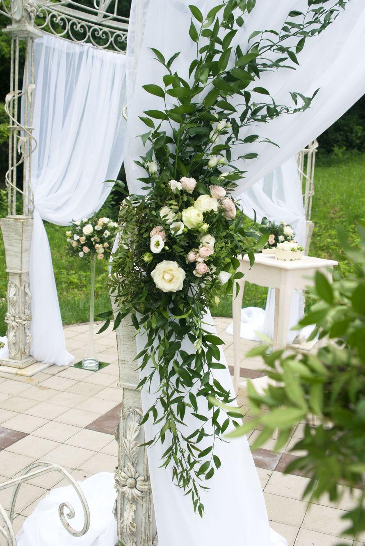 """бело-зеленая свадьба - фото 17766252 Мастерская оформления свадеб """"Magic garden"""""""