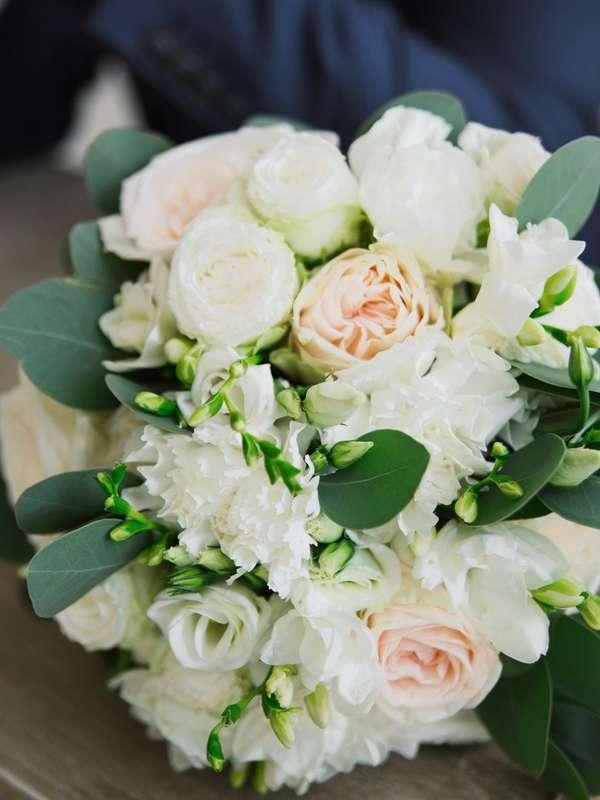 """букет невесты - фото 17766256 Мастерская оформления свадеб """"Magic garden"""""""