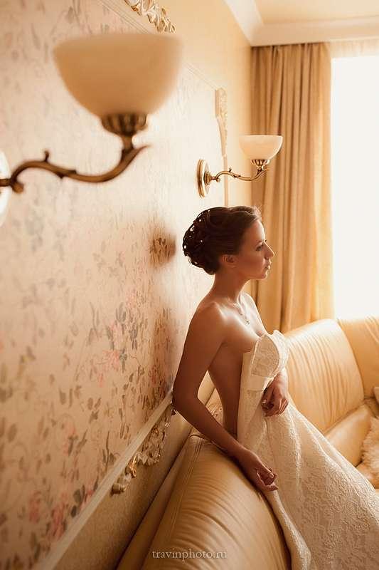 сборы невесты в стиле будуар - фото 2830943 Фотограф Галина Травина