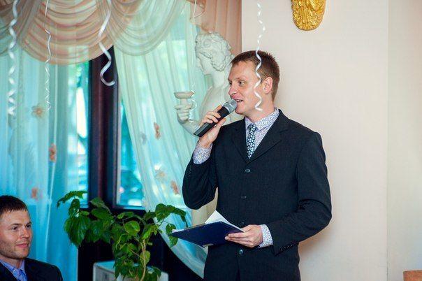 Ведущий на Свадьбу Сергей Кулиев - фото 10054634 Дуэт - ведущий Сергей Кулиев и DJ Андрей Маркьянов