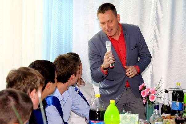 Ведущий на Свадьбу Сергей Кулиев - фото 10054646 Дуэт - ведущий Сергей Кулиев и DJ Андрей Маркьянов
