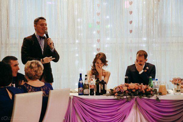 Ведущий на Свадьбу Сергей Кулиев - фото 10054680 Дуэт - ведущий Сергей Кулиев и DJ Андрей Маркьянов