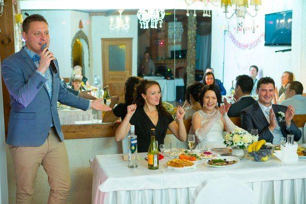 Ведущий на Свадьбу Сергей Кулиев - фото 10054692 Дуэт - ведущий Сергей Кулиев и DJ Андрей Маркьянов
