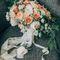 Букет невесты.  Флорист WhiteBerry