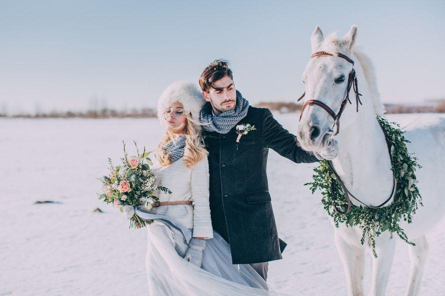 Фото 9989056 в коллекции Свадебная Фотосессия - Фотограф Марина Назарова
