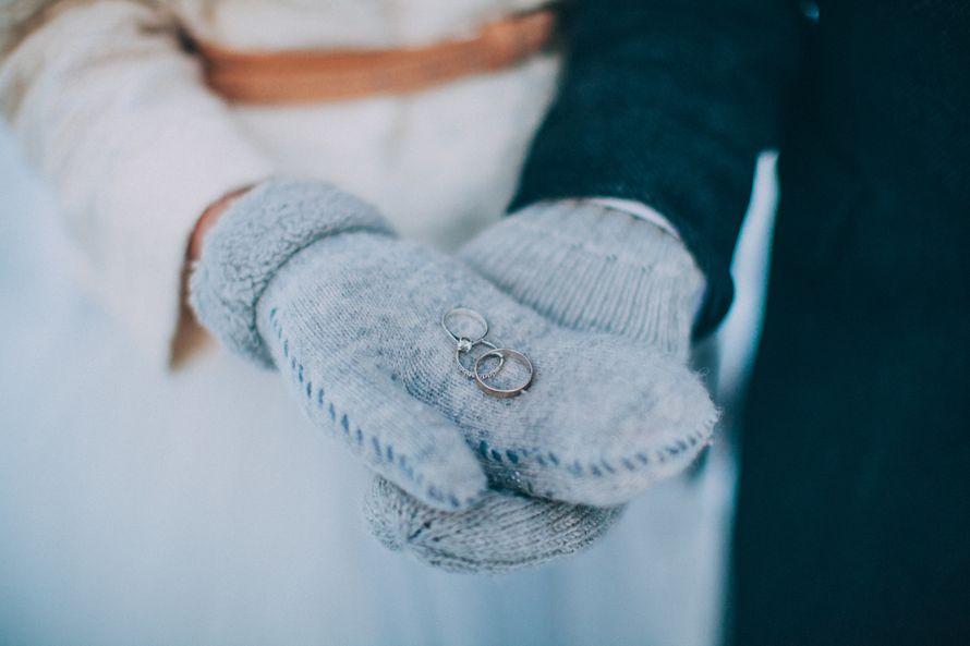 Фото 9989060 в коллекции Свадьба Зимой - Фотограф Марина Назарова