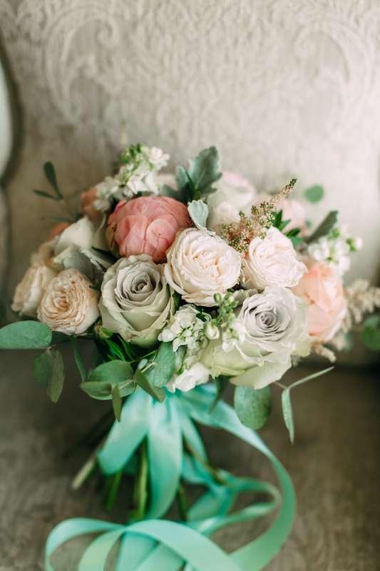 Букет невесты - фото 16776096 Фотограф Марина Назарова
