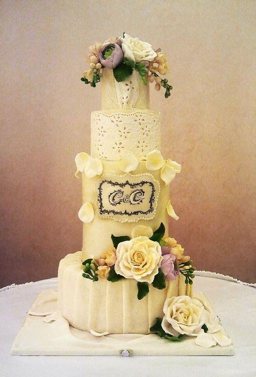 Фотографии великолепных тортов