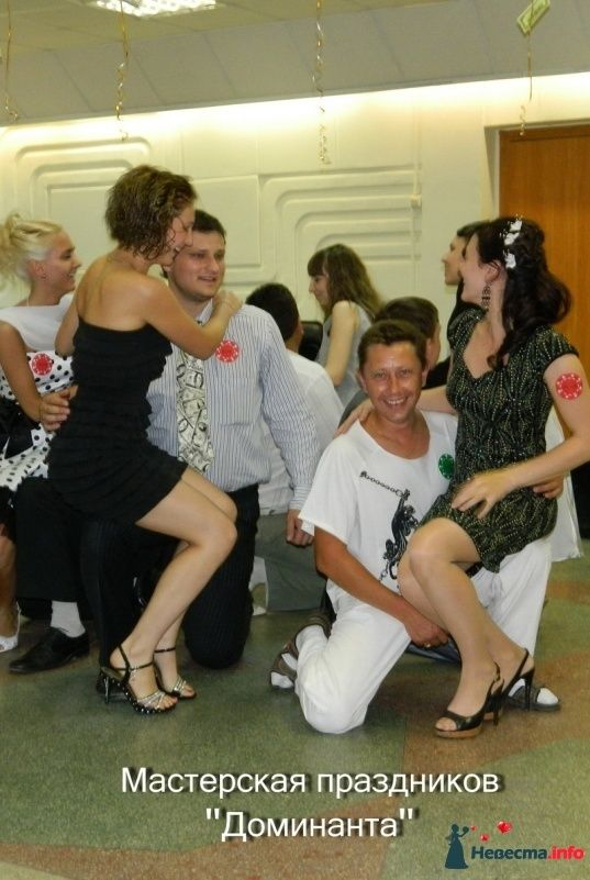 Веселые конкурсы - фото 311743 Тамада Марьяна Плетнева
