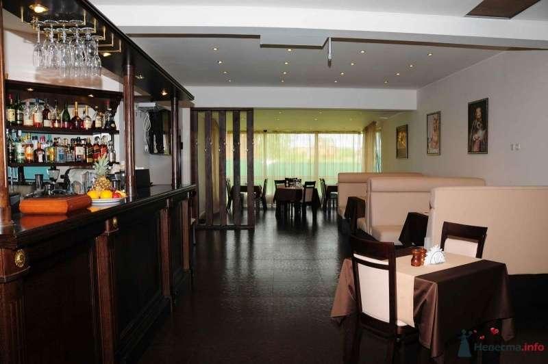 """Ресторан на 35 человек - фото 32179 Загородный клуб и отель и ресторан """"Juna-fish"""""""