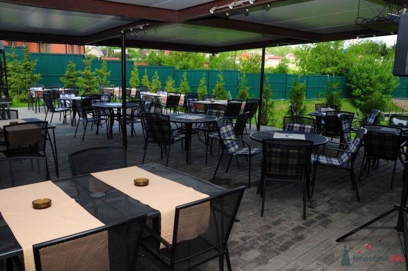 """Летняя веранда - фото 32180 Загородный клуб и отель и ресторан """"Juna-fish"""""""