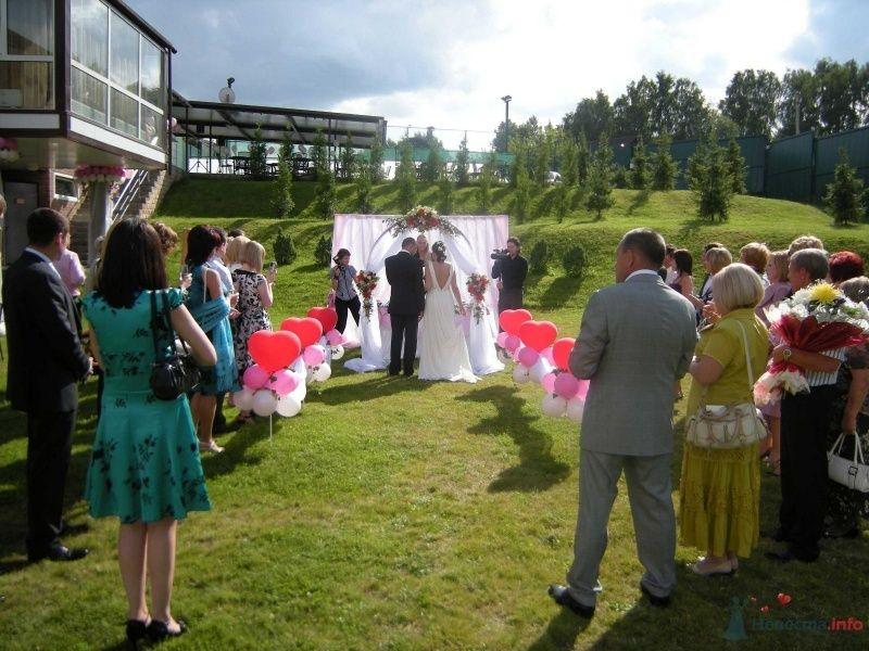 """Торжественная церемония регистрации брака - фото 34525 Загородный клуб и отель и ресторан """"Juna-fish"""""""