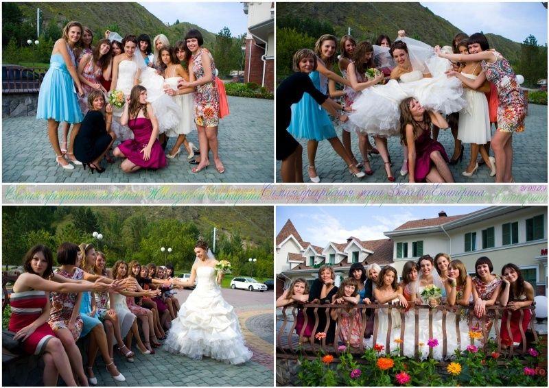 Фото 39278 в коллекции Наша свадьба - Krolia