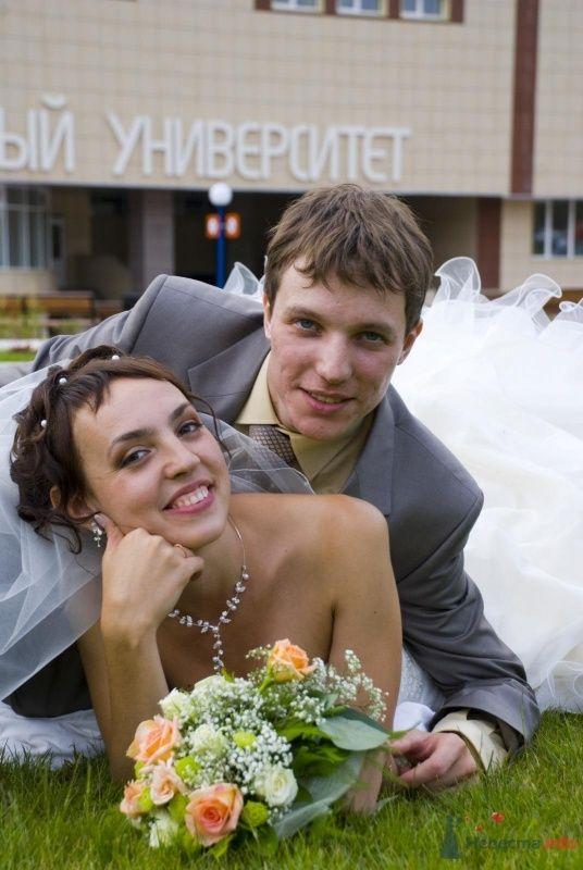 Фото 39289 в коллекции Наша свадьба