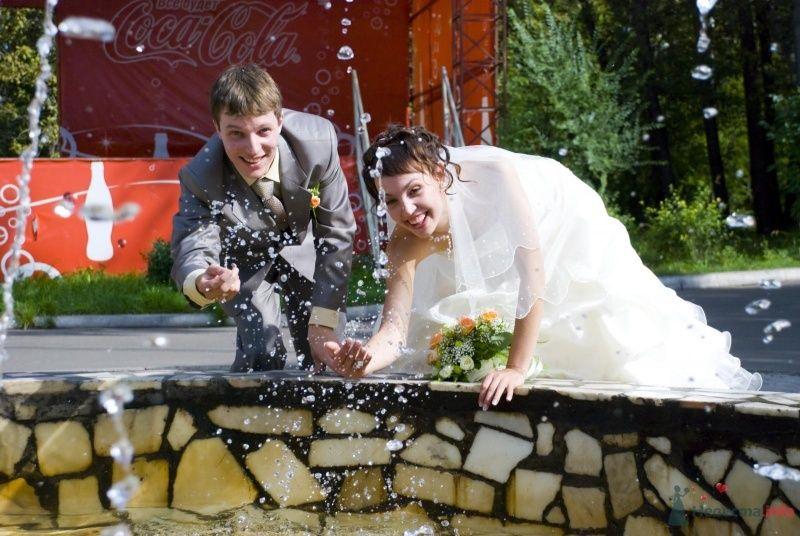 Фото 39296 в коллекции Наша свадьба
