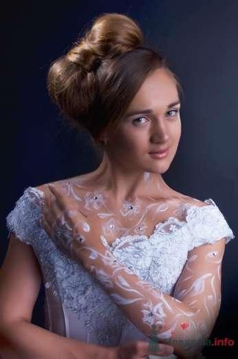 Свадебный Боди-арт - фото 46869 Свадебный стилист Анна Гельд