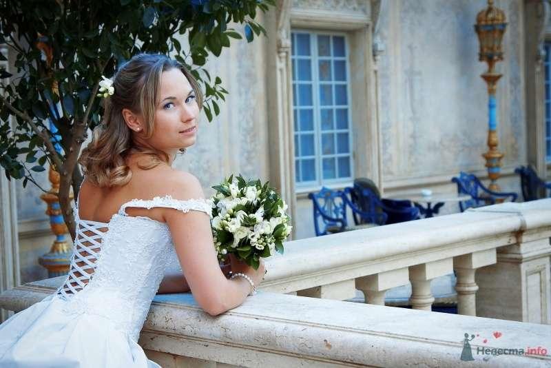 """Свадебная фотосессия в ресторане """"Турандот"""" - фото 46880 Свадебный стилист Анна Гельд"""