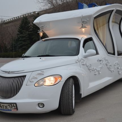 Заказ кареты лимузина