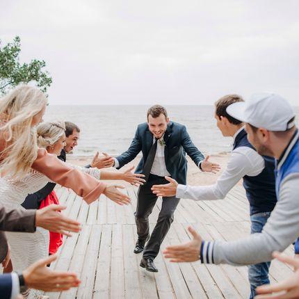 Проведение свадьбы в формате фуршета + DJ, 3 часа