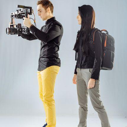 Видеосъёмка полного дня - пакет Максимальный
