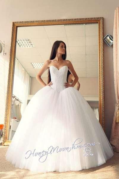 """Фото 3723543 в коллекции Свадебные платья2015 - Свадебный салон """"Красоткаа"""""""