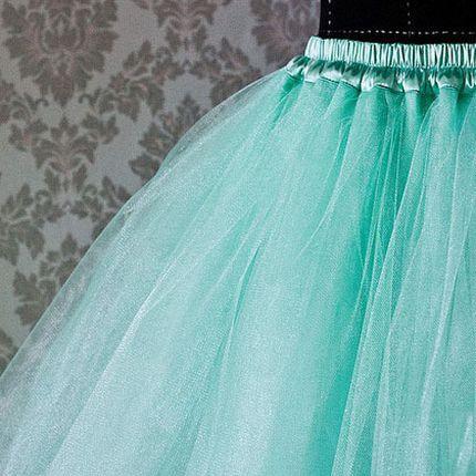 Пошив юбок пачек для подружек невесты