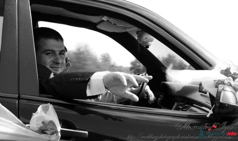 черно-белое - фото 327119 Alexandrof-wedding photographer
