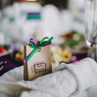 Подарки гостям