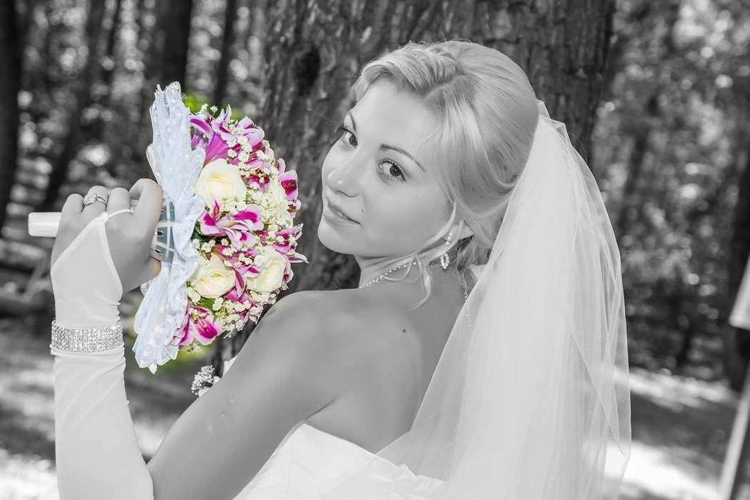 Фото 9146400 в коллекции Свадьба  Глеба и Оли - Kino-Nik and El - видеосъёмка
