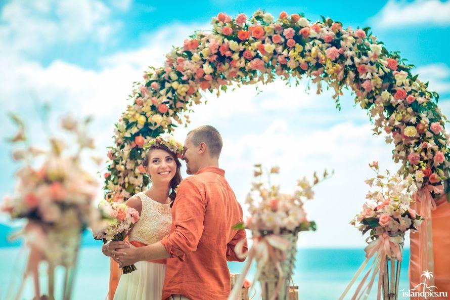 Фото 3749197 в коллекции Наши работы - Свадьба на Пхукете c Islandpics
