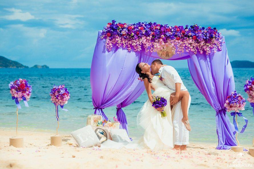 Фото 3749211 в коллекции Наши работы - Свадьба на Пхукете c Islandpics