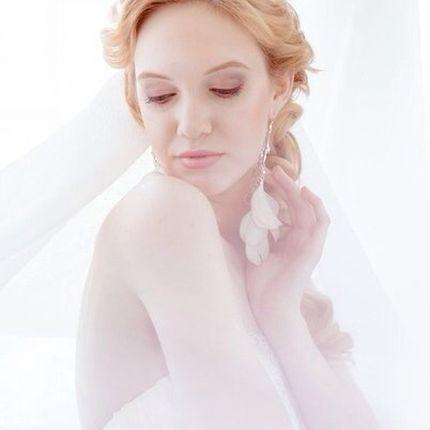 Свадебный образ от Любови Фасхутиновой