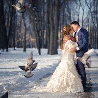 Людмила и Александр, Лефортово. Стилист Надежда Карунова