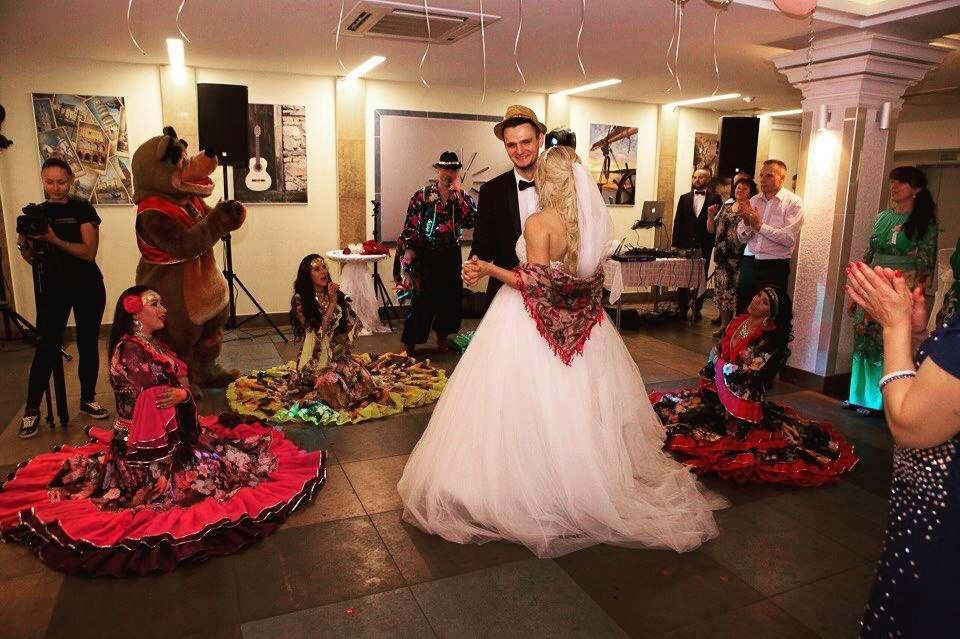 Цыганский свадьбы минск