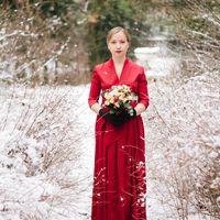 Зимняя свадьбам Ольги и Анатолия