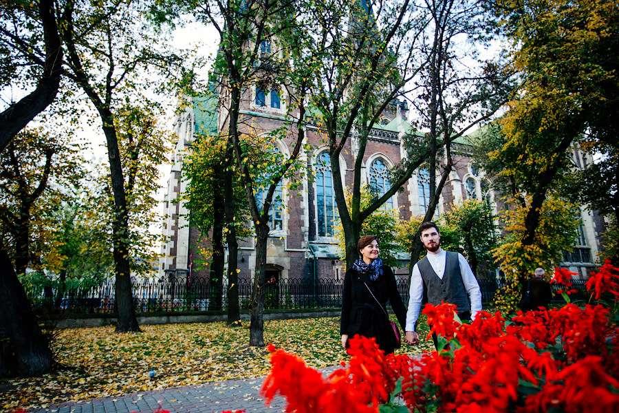 Дмиртий+Алина - фото 3830935 Свадебный семейный фотограф Ирина Иншина