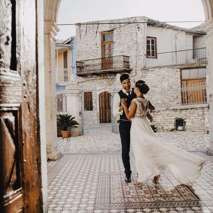 Свадебная фотосъёмка на Кипре