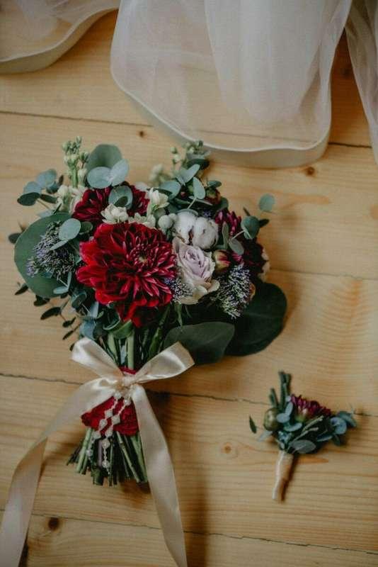 """Фото 9326834 в коллекции Портфолио - Цветочная мастерская """"Dom des fleur"""""""