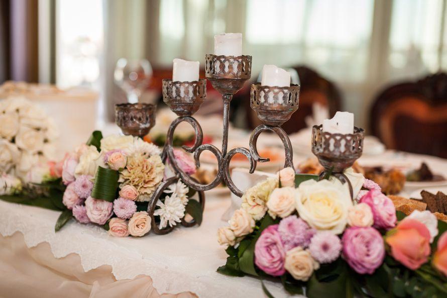 Элегантное свадебное оформление - фото 3890773 Bon-Bon Studio Свадебный декор и флористика
