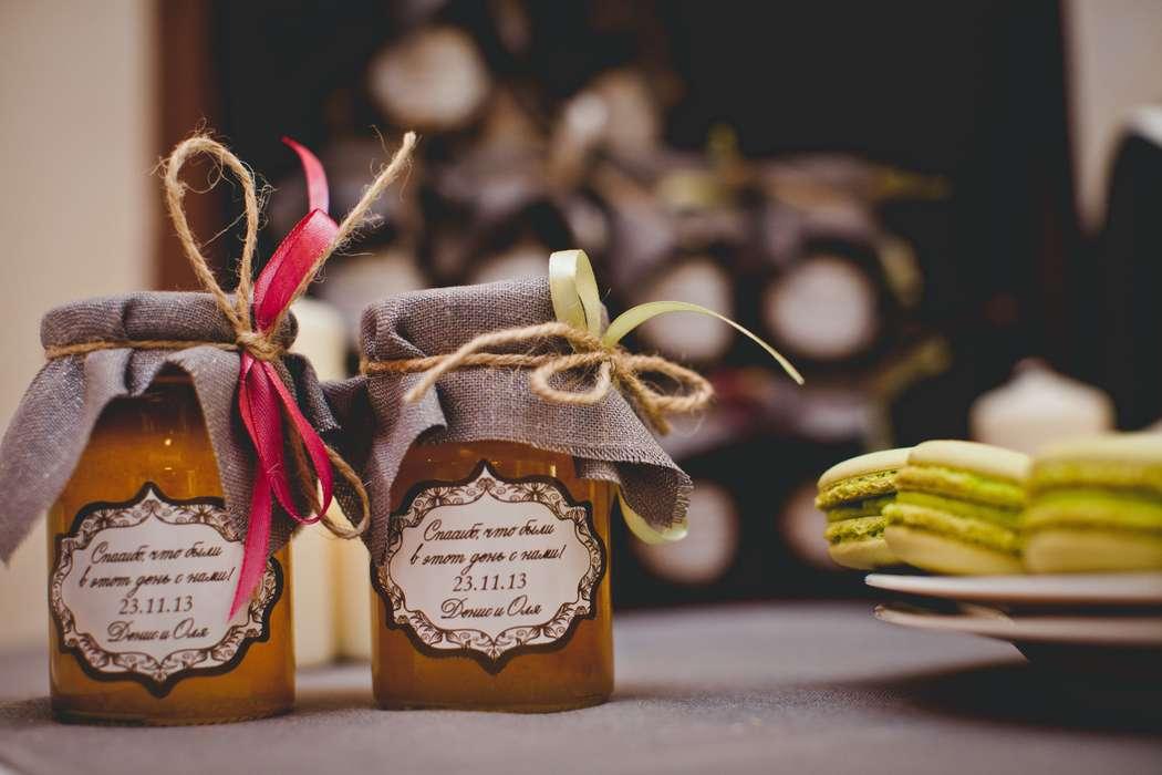 подарки для гостей, презент, мёд - фото 3893243 Студия декора и флористики Анастасии Пицик
