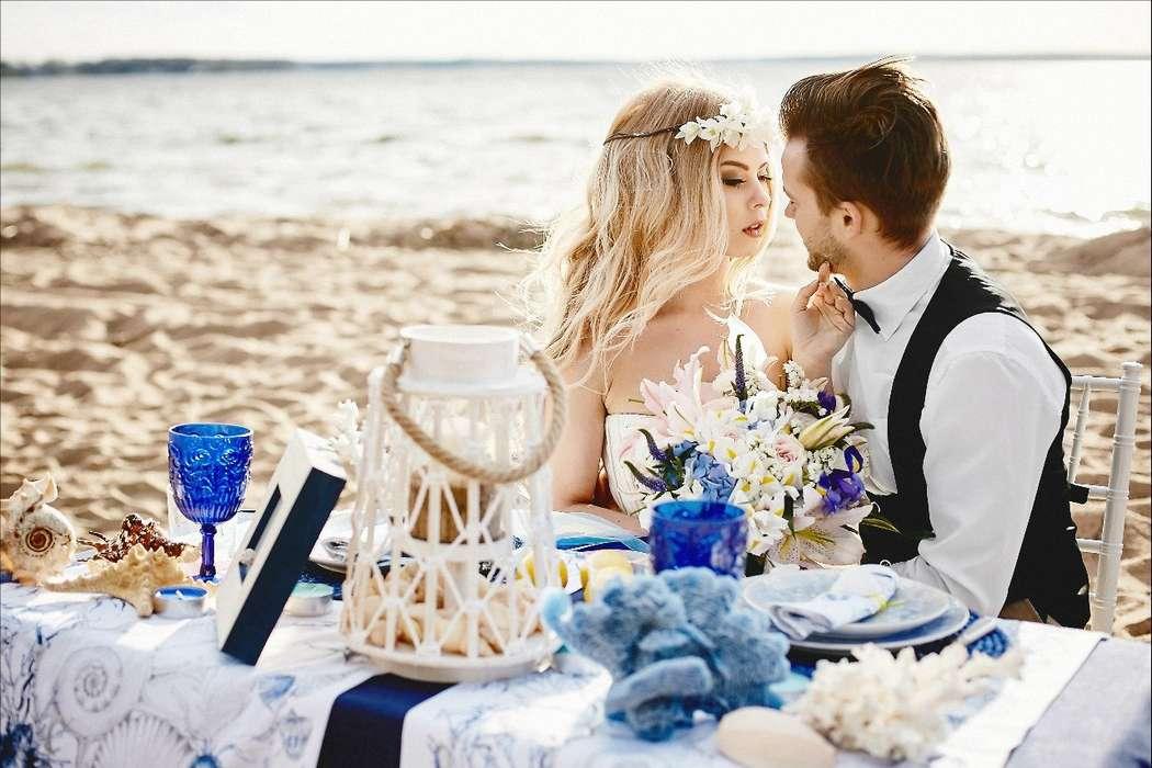 Фото 10144192 в коллекции Морская свадьба - Свадебный организатор Елена Дармель