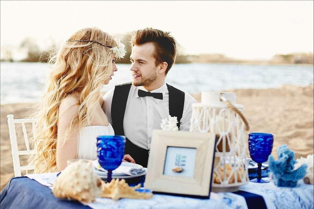 Фото 10144200 в коллекции Морская свадьба - Свадебный организатор Елена Дармель