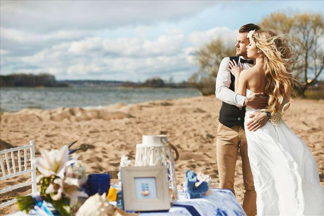 Фото 10144210 в коллекции Морская свадьба - Свадебный организатор Елена Дармель