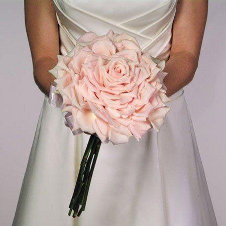 Букет из лепестков роз своими руками - Букет невесты своими руками, как сделать букет невесты из