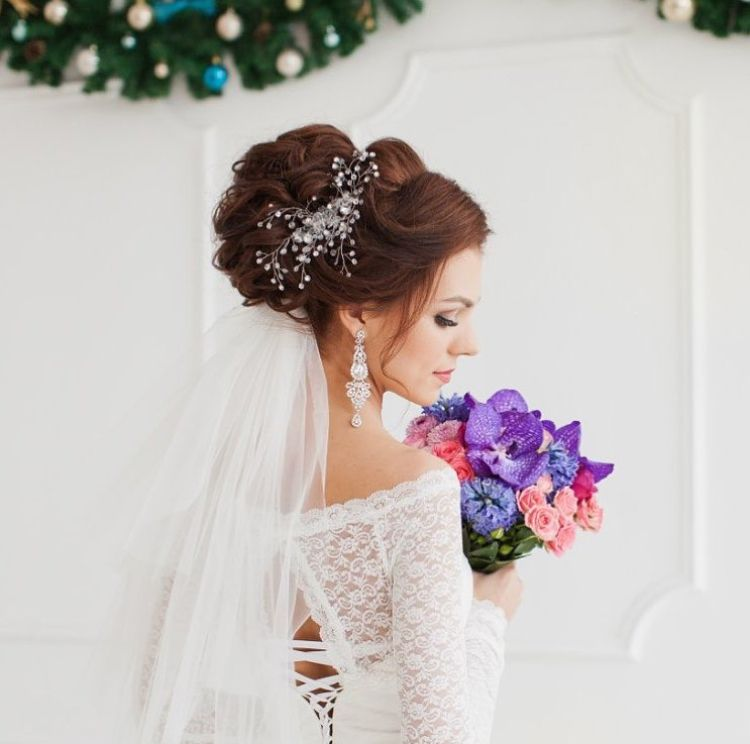 Фото 17717028 в коллекции Свадебные прически - Стилист по причёскам и макияжу Кристина Шорина