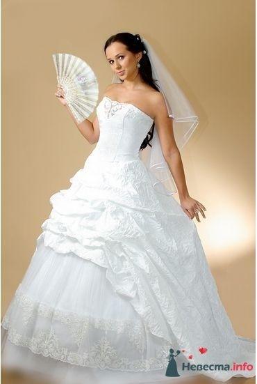 """Белая легенда 13 500 - фото 29153 Салон свадебной моды """"Келли"""""""