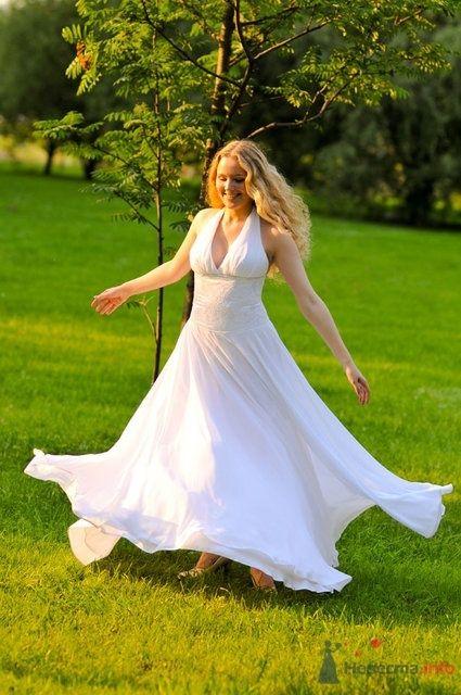 летящее платье Аврора - фото 32795 Невеста01
