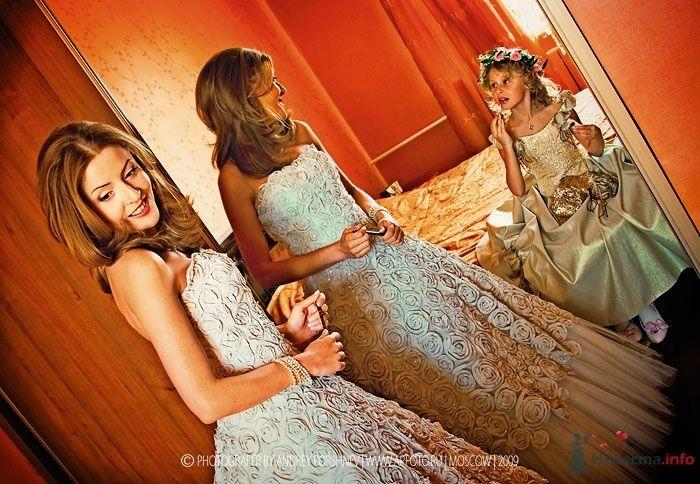 Фото 24298 в коллекции Свадебные фотографии - Невеста01