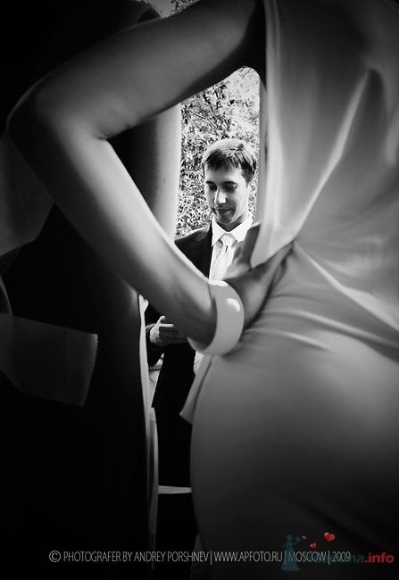Фото 24304 в коллекции Свадебные фотографии