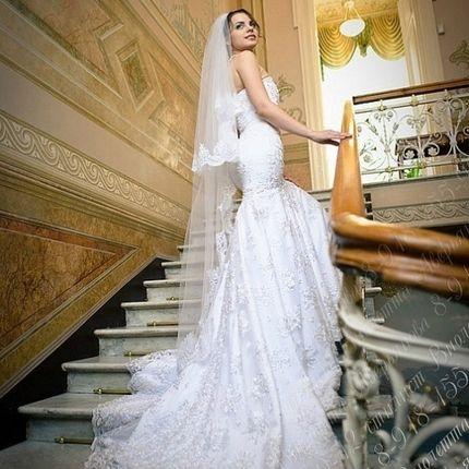 Свадебный образ + предварительное наращивание ресничек
